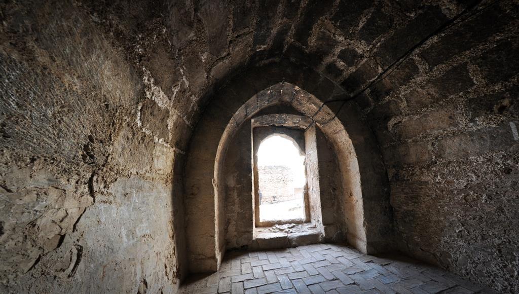 Prisión Fosca o Mazmorra del Conde de Urgel - Castell de Xàtiva