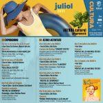 agenda juliol