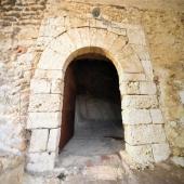 Escalera de cañones - Puerta del socorro